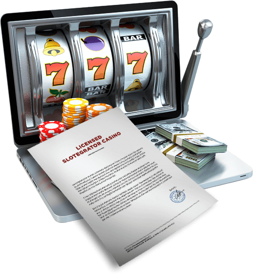 online casino license