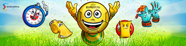 Endorphina launches a new football slot dedicated to Euro 2016