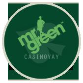 Logo of Mr Green Casino