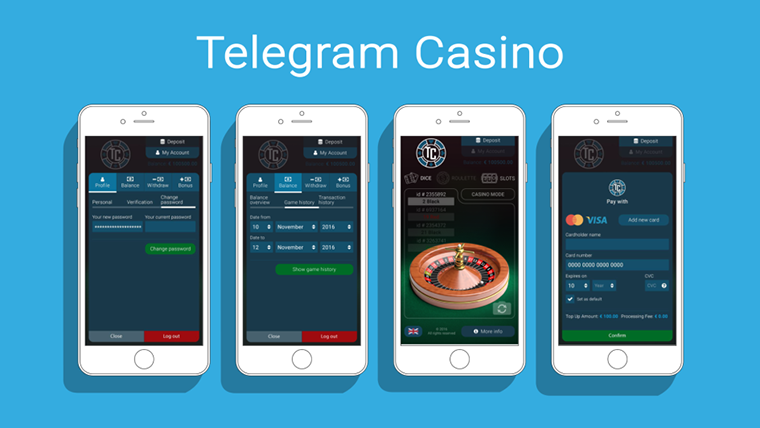 Telegram casino