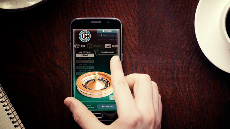 A brand new iGaming product– Telegram Casino