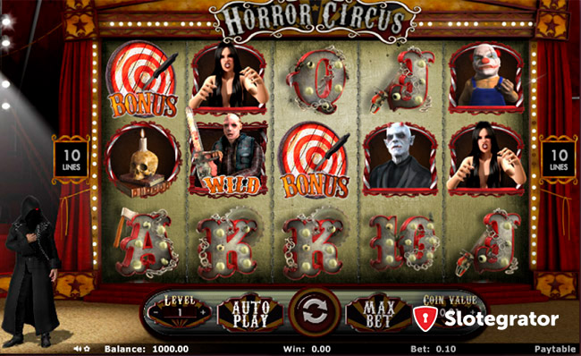 Horror Circus  Developer: Join Games