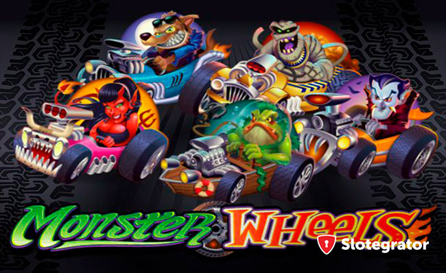 MONSTER WHEELS  Developer: Microgaming