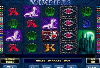 Vampires  Developer: Amatic pic2