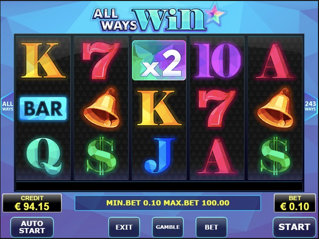 Two new slots from Amatic: All Ways Win and Diamond Monkey 0