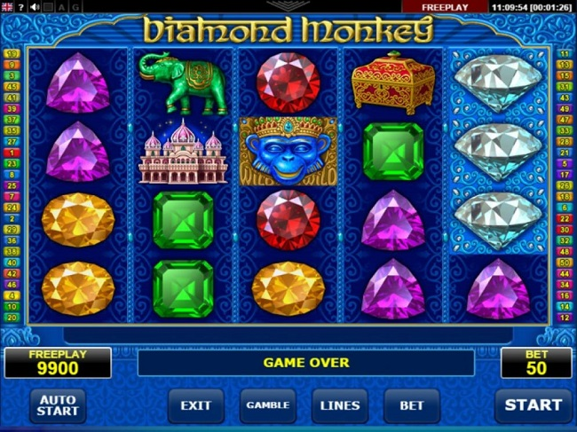 Two new slots from Amatic: All Ways Win and Diamond Monkey 1