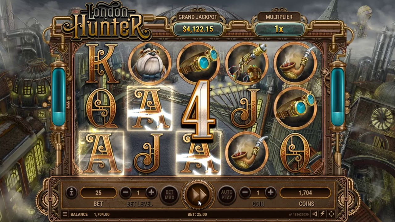Hunting Adventures in a London Hunter Slot from Habanero 0