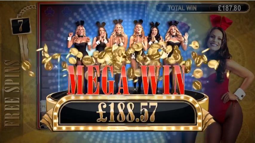 Playboy Gold by Microgaming