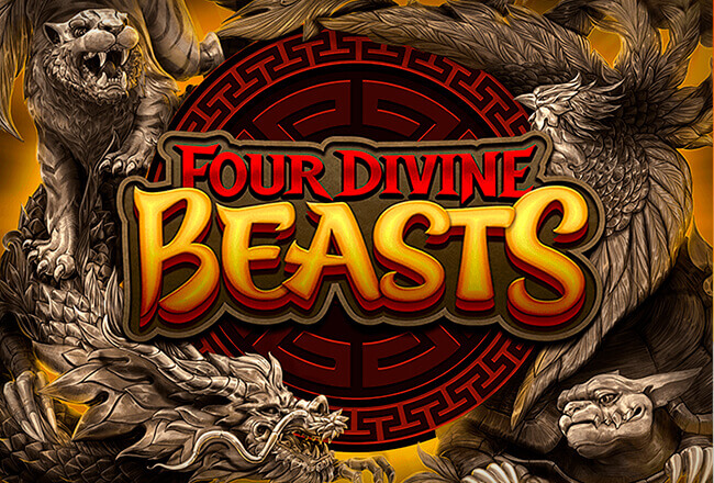 Four Divine Beasts: Fantastic World of Sacred Animals from Habanero