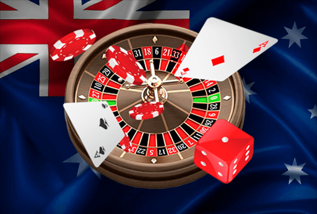 Survey of online gambling market in Australia