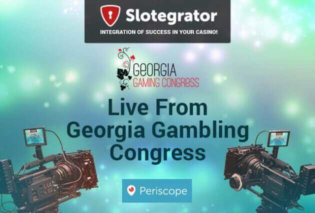 Visit Georgia Gaming Congress without leaving your house!