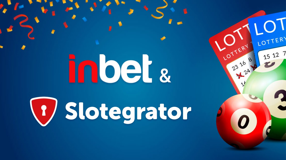 Slotegrator began cooperating with InBet Games