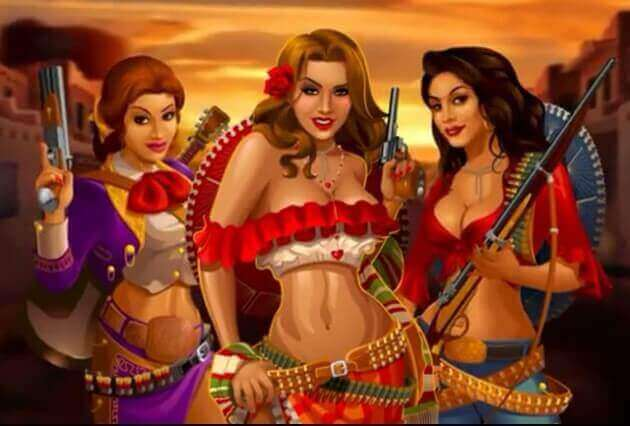 New game by Microgaming Pistoleras