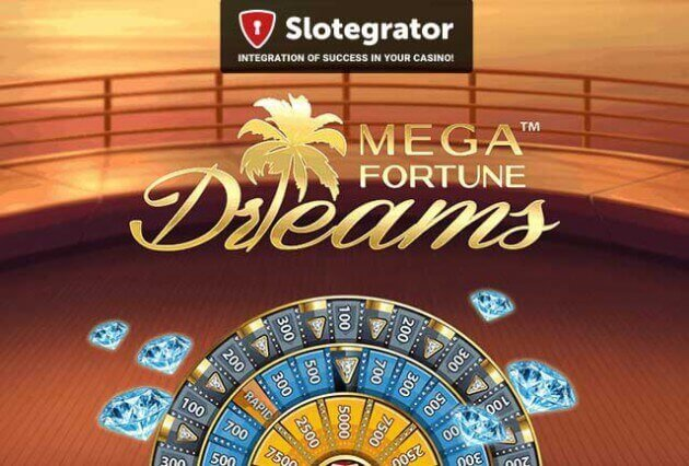 €4.9 million jackpot hit on NetEnt's Mega Fortune slot