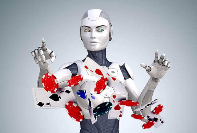 Artificial Intelligence in Online Gambling