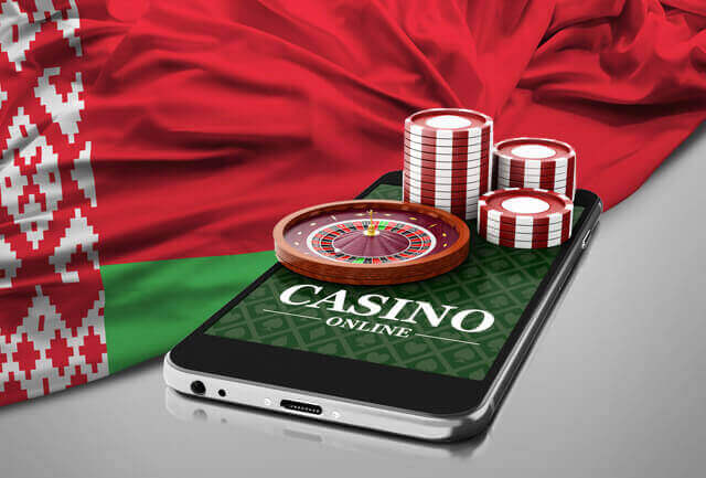 Online Gambling will be legalized in Belarus