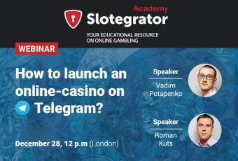 ¿Cómo poner en marcha un casino en línea con Telegram?