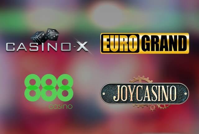 Список российских онлайн казино отзывы о лучших интернет казино