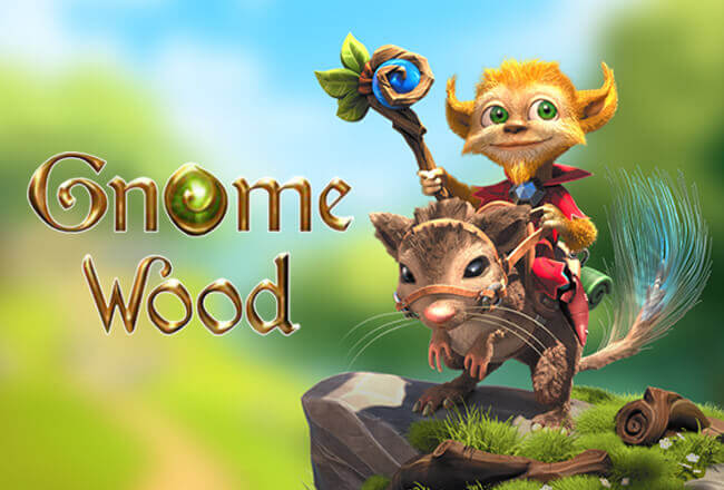 Gnome Wood – new slot from Microgaming and Rabcat