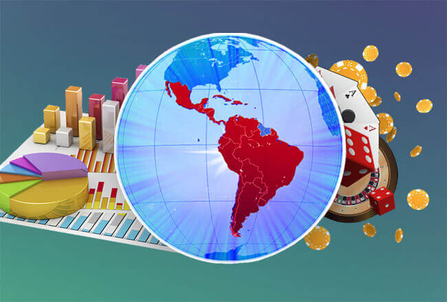 online casino south america