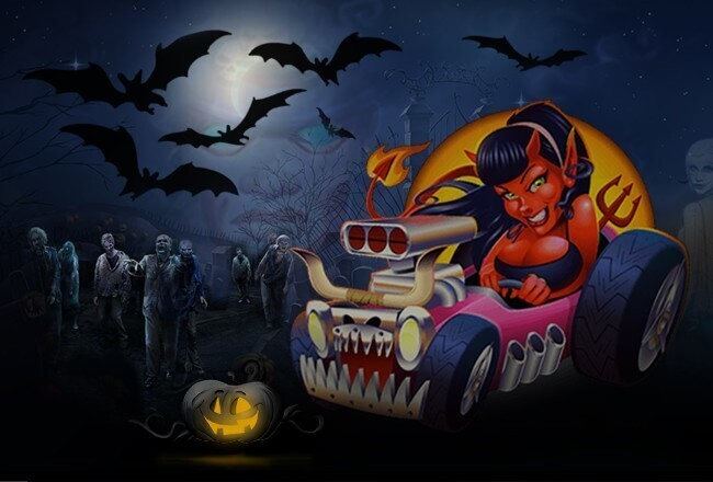 TOP 9 special gaming slots for Halloween 2017 from our partners: It's going to be extremely scary!