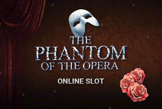 Mystics and Opera: Microgaming brings a newly designed Phantom of the Opera slot