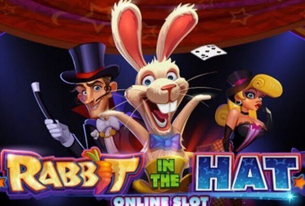 The debut of the new games from Microgaming Rabbit in the Hat!