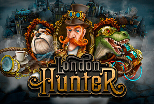 Hunting Adventures in a London Hunter Slot from Habanero