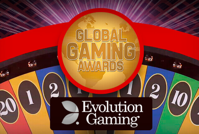 The Dream Catcher Roulette by Evolution was honored with a prestigious award