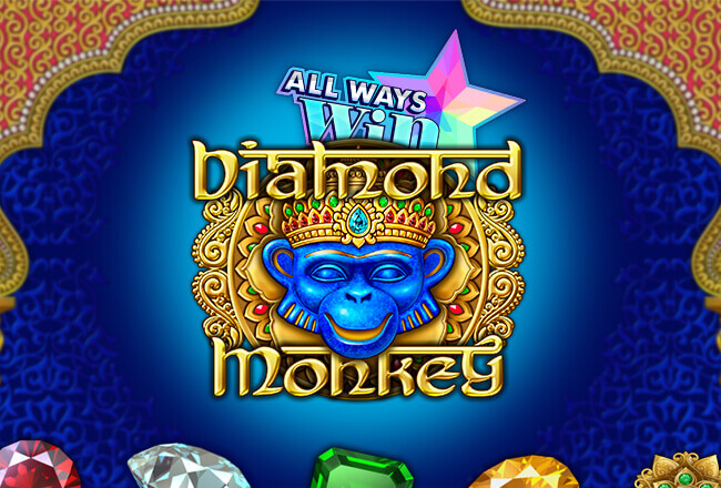 Two new slots from Amatic: All Ways Win and Diamond Monkey