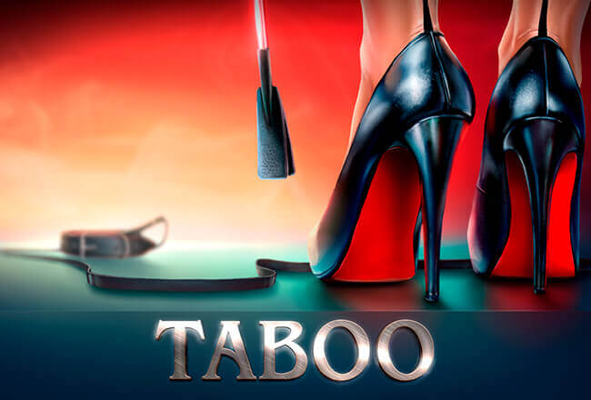 Taboo: Endorphina To Release Its New Hardcore Game