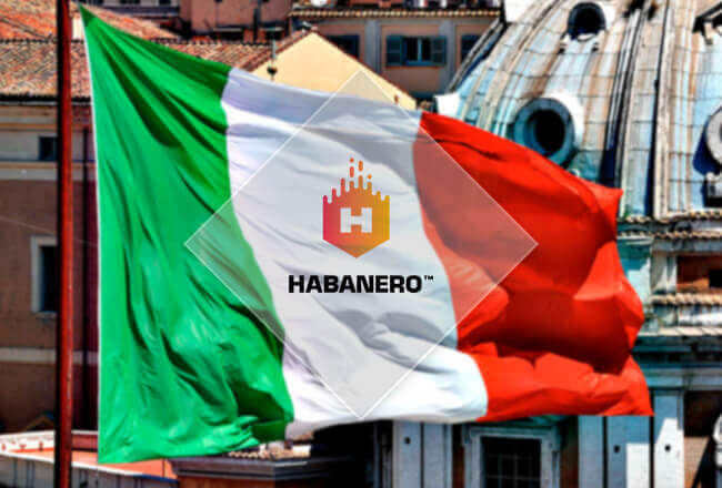 Habanero plans to approach Italian market