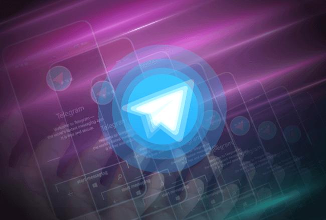 Ежедневно в Telegram регистрируется более 0,5 млн новых пользователей