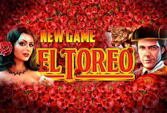 Torrid Spain in a new El Toreo slot from GameArt