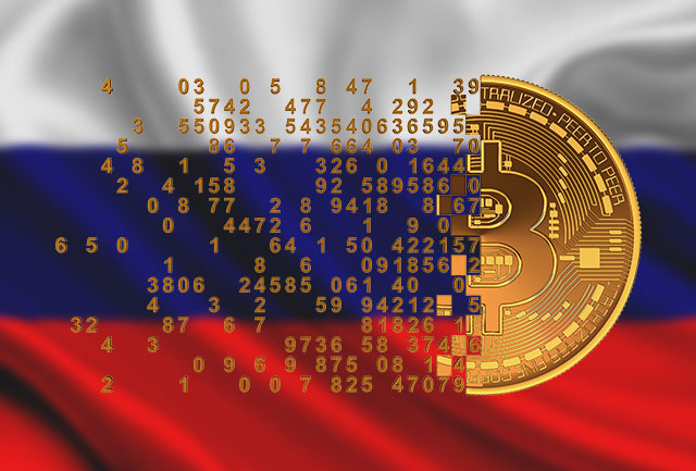Cryptocurrency to be legalized in Russia by 2018