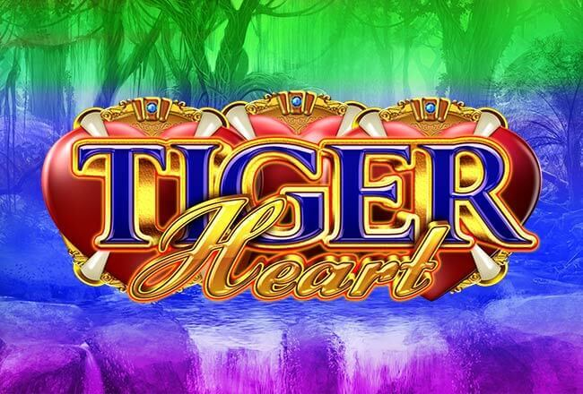 Conquer the jungle in a brand new game by GameArt – Tiger Heart