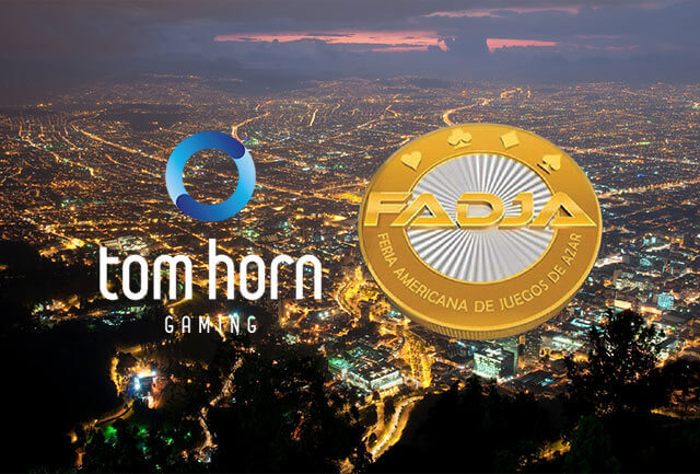 Tom Horn and Golden Race to participate in the major iGaming exhibition of Latin America FADJA 2017