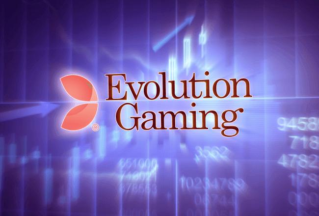 Операционная прибыль Evolution Gaming в I полугодии выросла на 56%