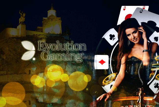 Evolution Gaming открывает Live Casino studio в Тбилиси