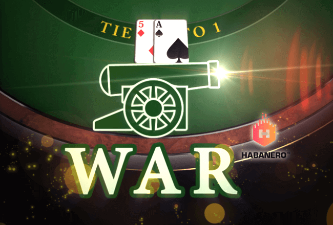 Habanero released a new board game called War