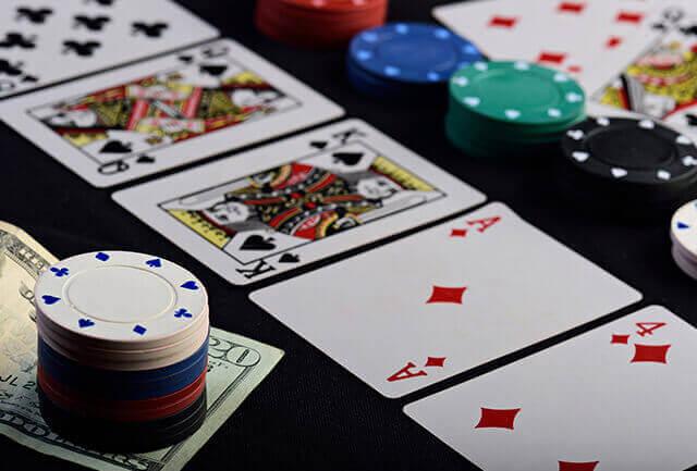World's popularity of gambling