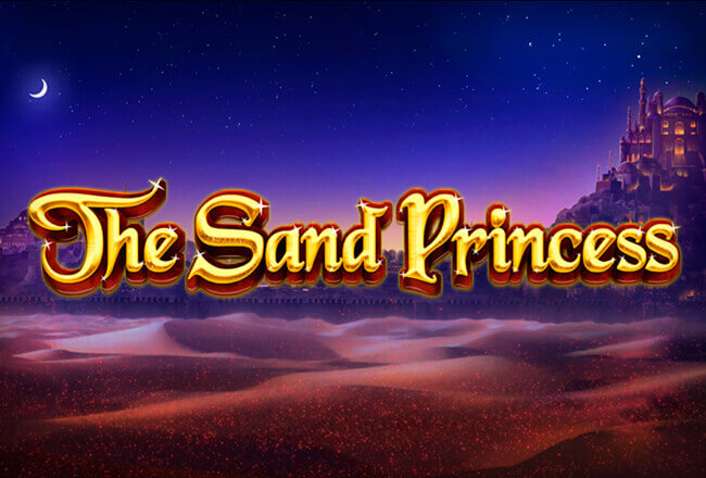 Treasures from Ancient East in new The Sand Princess slot from 2by2Gaming