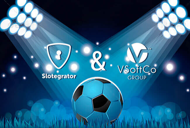 Slotegrator began collaborating with VSoftCo Ltd