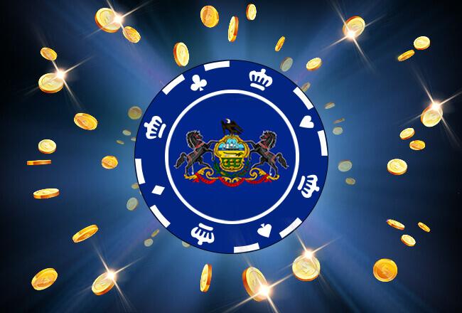 Пенсильвания легализовала азартные игры в онлайне
