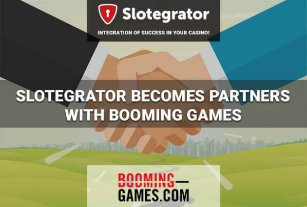 Booming Games – new partner of Slotegrator