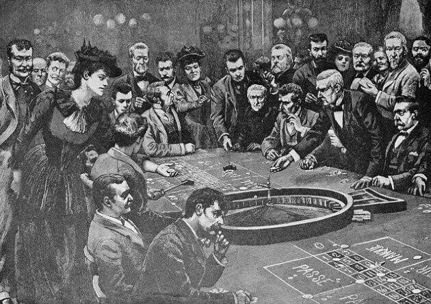 Было ли в 19 веке казино антенна голден-интер-стар