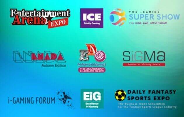 Самые популярные игорные выставки и конференции в Европе