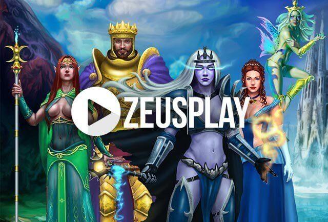 Обзор разработчика Zeus Play