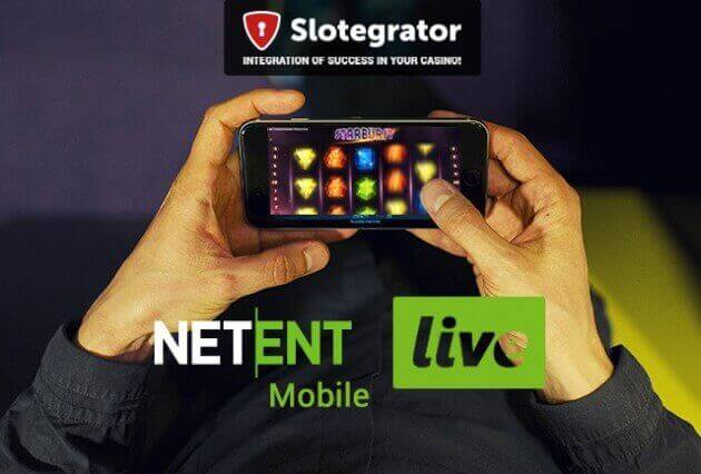 NetEnt Live Mobile allows you to play casino games on the go