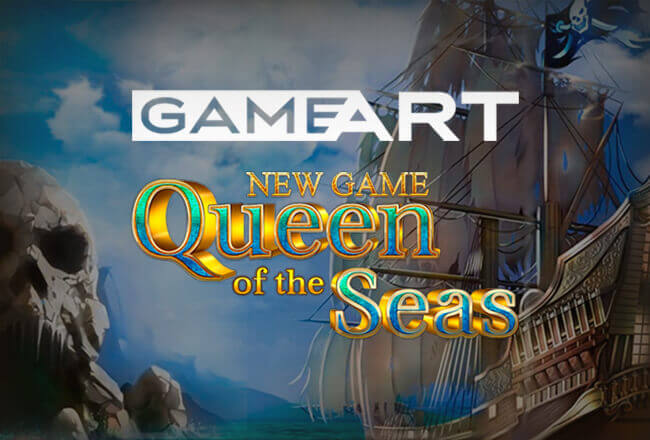 Pirate Adventures: GameArt released a new slot of Queen of the Seas